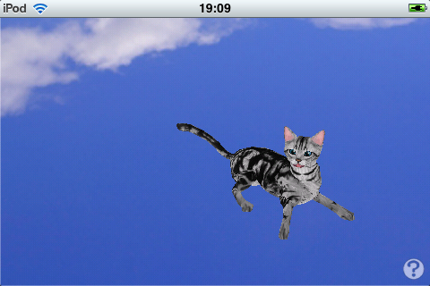 Screenshot American Shorthair Petting cat 3D REAL