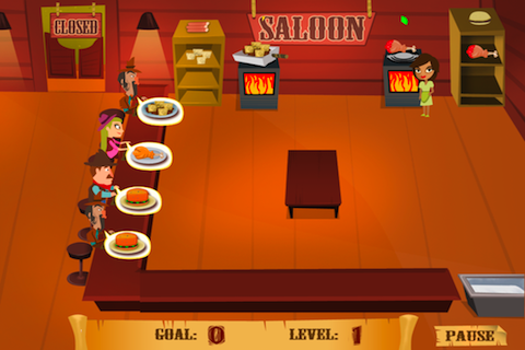 Screenshot American Wild West Tavern