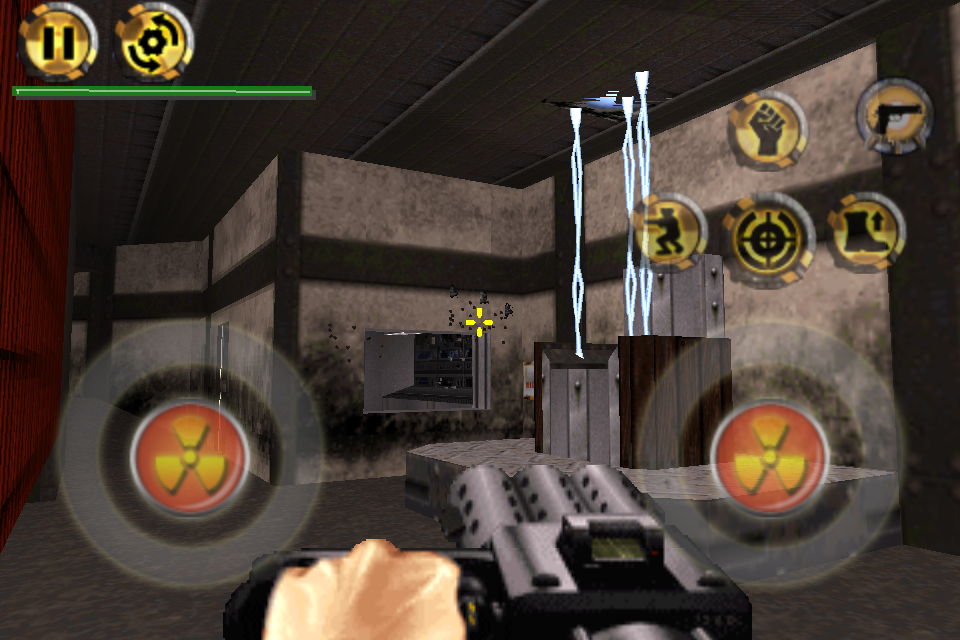 Screenshot Duke Nukem 3D Review